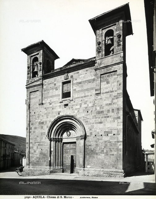 Church of San Marco, L'Aquila