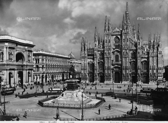 Cathedral, Milan