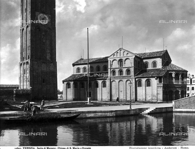 Church of SS. Maria and Donato, Murano