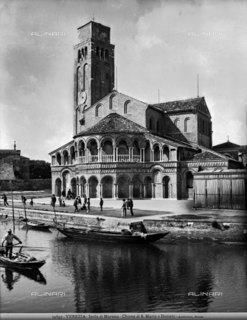 Church of SS. Maria and Donato, Murano