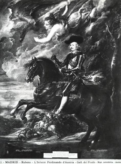 Ferdinand of Austria, Prado Gallery, Madrid.