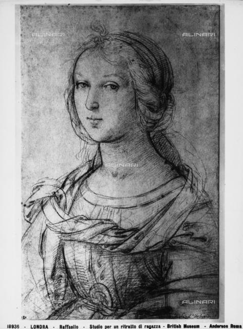 Female portrait, British Museum, London