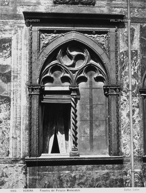 Palazzo Miniscalchi-Erizzo, faà§ade, Verona