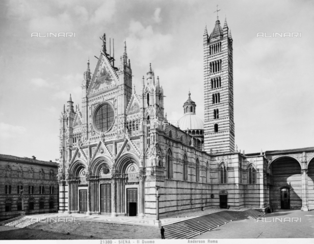 Cathedral, Siena