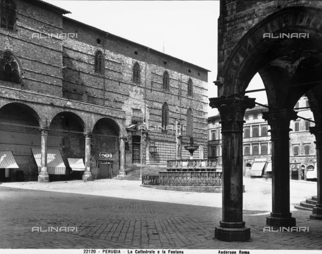 Fontana Maggiore, Piazza IV Novembre, Perugia