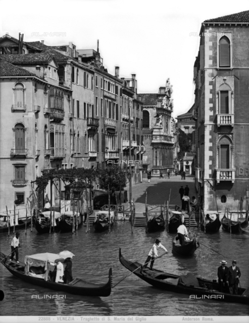 Animated view of Venice