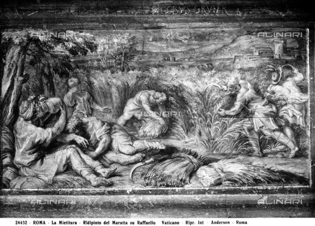 The harvest, Vatican Museums, Vatican City