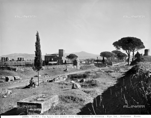 Old Appian Way, Rome