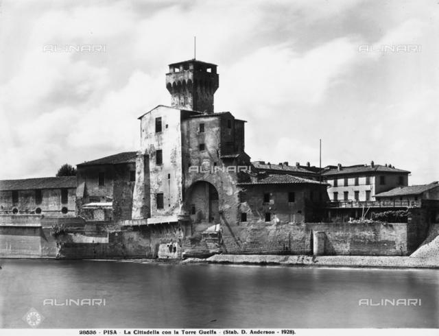 The Fortress, or Cittadella Vecchia, Pisa
