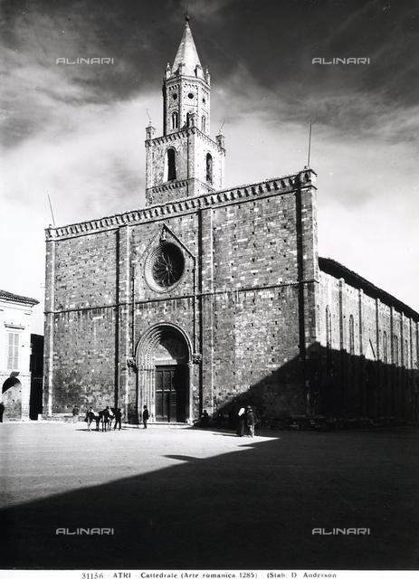 Church of S. Maria Assunta, Atri, environs of Teramo.