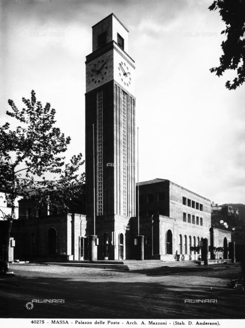 Palazzo delle Poste, Massa