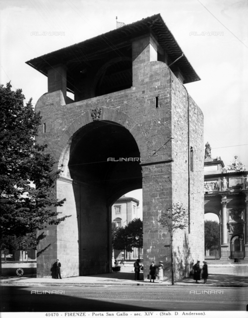 Porta San Gallo, Firenze