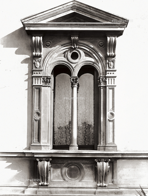 Window of a Florentine palace