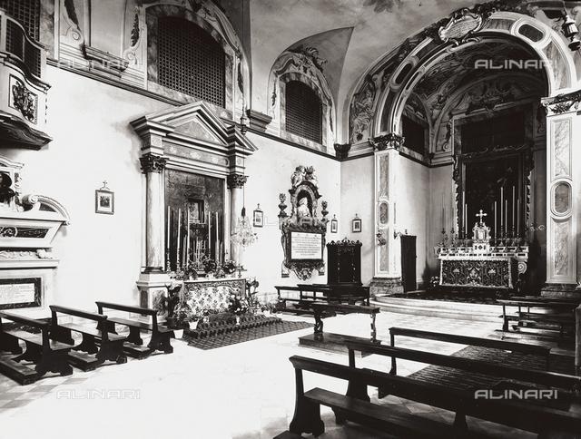 "Institute ""La Quiete"" of the Montalve Sisters: the church"