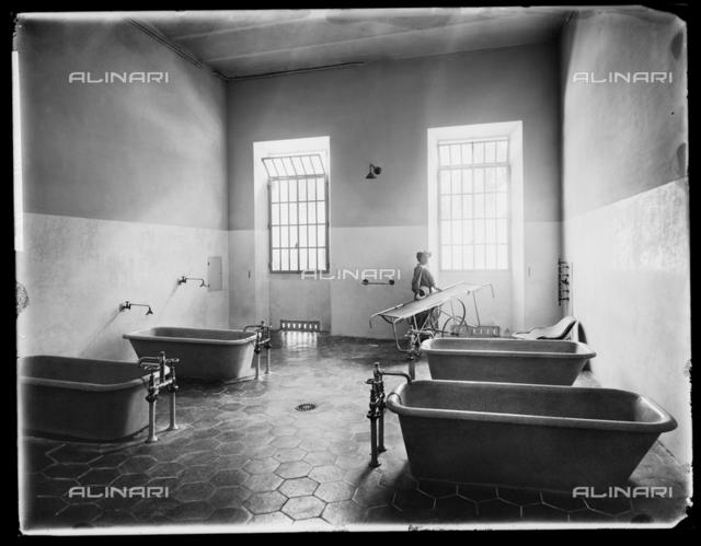 Psychiatric Hospital of San Salvi in Florence