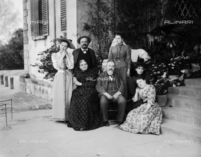 The Demidoff family, Villa Demidoff, Pratolino