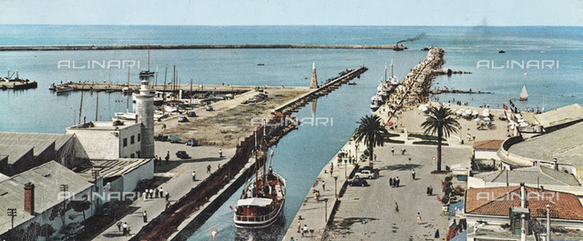 The pier of Viareggio