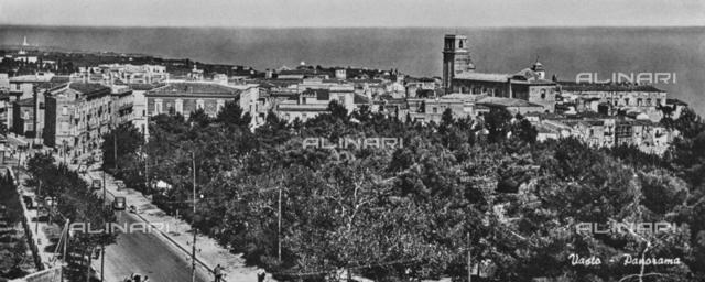 Panoramic view of Vasto