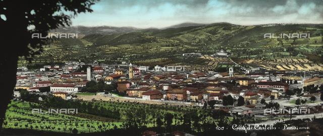 Panoramic view of Città di Castello