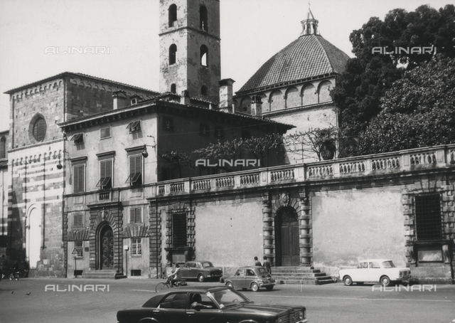 Church of San Giovanni, Lucca