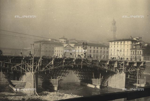Ponte alle Grazie, formerly Ponte di Rubaconte, Florence