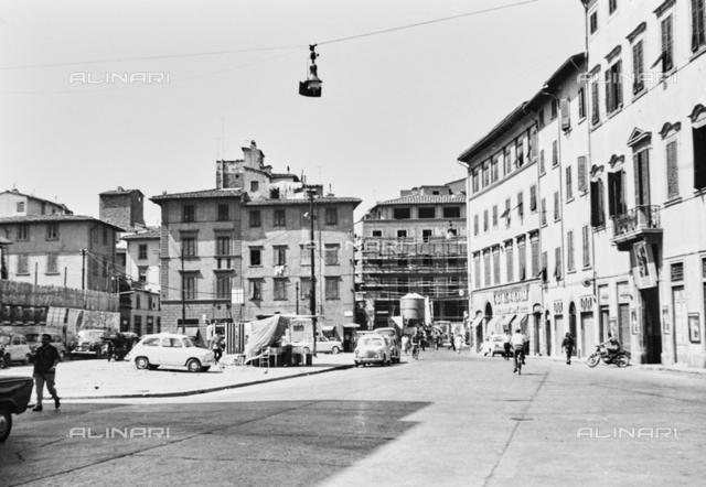 Gaetano Salvemini square, Florence