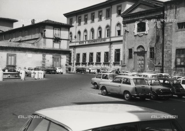 Palazzo delle Poste in Lucca