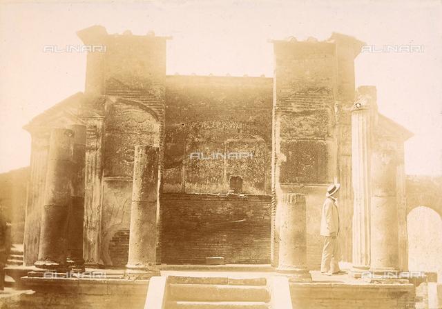 Temple of Isis, Pompeii