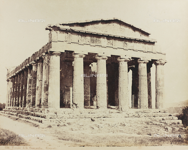 Temple of Jupiter, Valley of the Temples, Agrigento