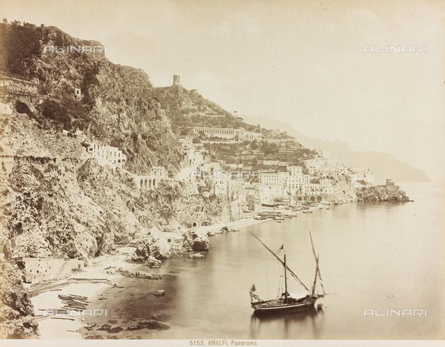 Panoramic View of Amalfi