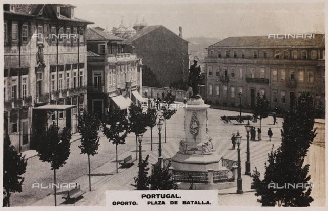 Piazza della Battaglia in Porto