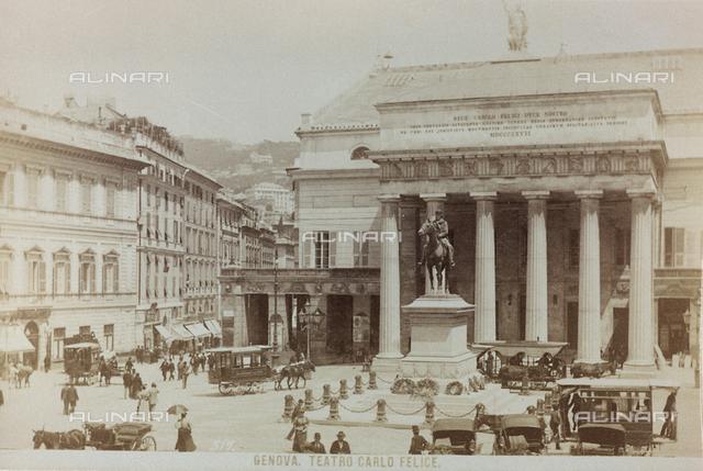 Carlo Fenice Theater, Genoa