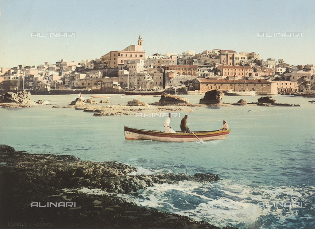The city of Jaffa in Israel