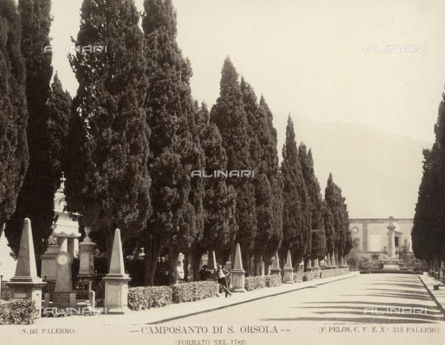 Cimitero di Sant'Orsola, denominato Camposanto di Santo Spirito, Palermo