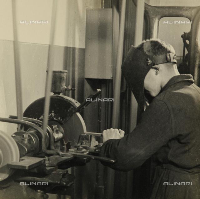 Juvenile job in the G.I.L of Ravenna: Mechanical Laboratory