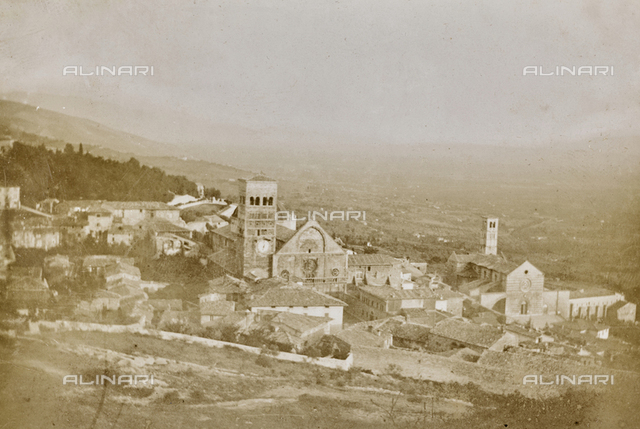 Church of Santa Chiara, Assisi