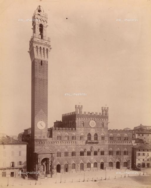 Palazzo Pubblico (Council Hall), Piazza del Campo, Siena