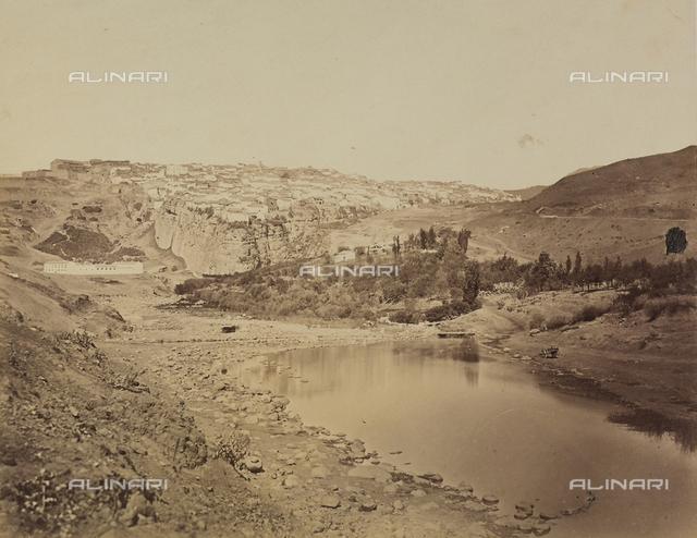 View of the city of Constantine, Algeria