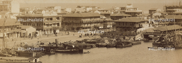 View of Port Said