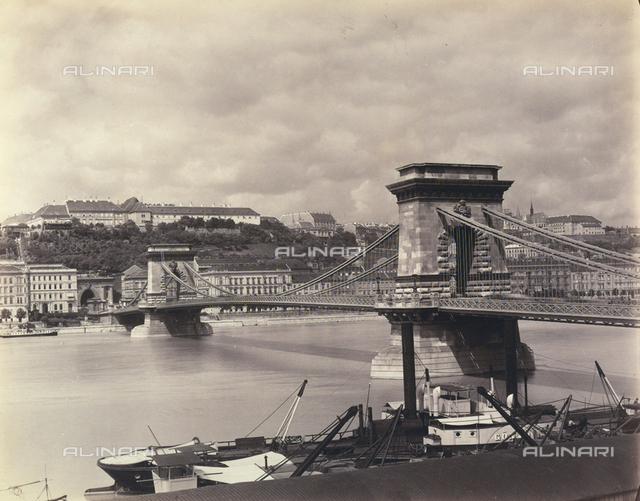 Bridge on the Danube, Budapest