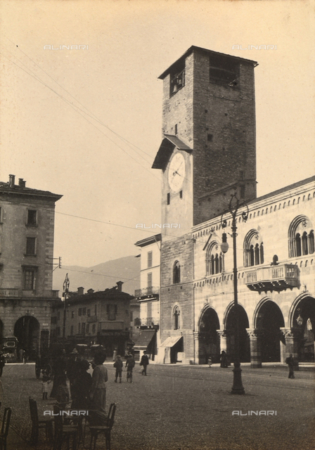 Municipal Tower, Como