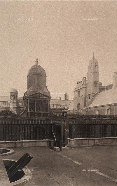 Caius Court, Caius College, Cambridge