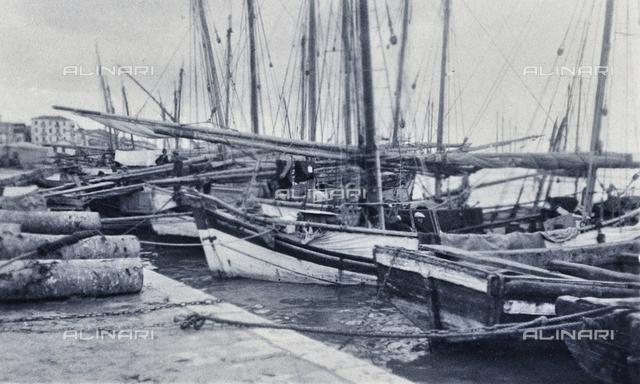 Boats of Patras