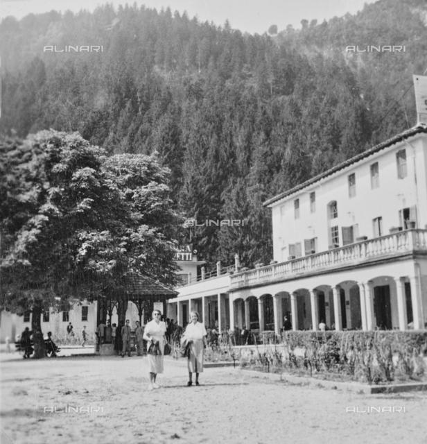View of Arta Terme