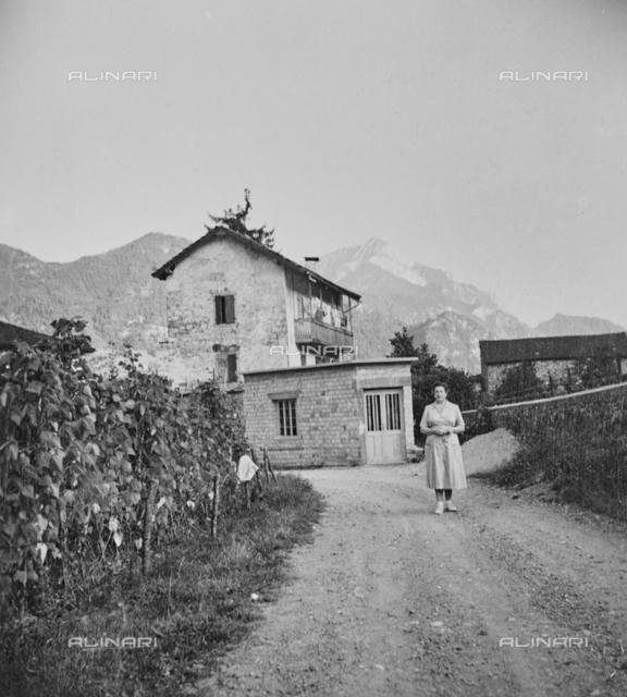 View of Zuglio