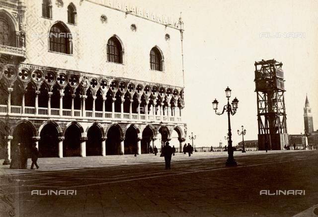 Piazzetta S. Marco, Venice