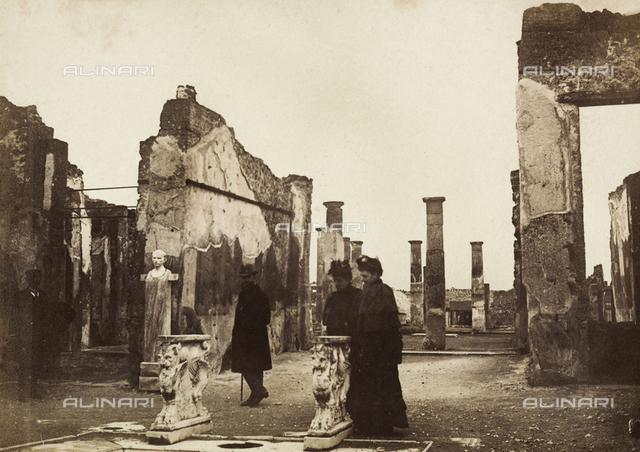 House of Cornelius Rufus, Pompeii excavations