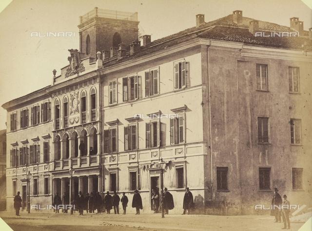 """""""The City of Mondovi and Sanctuary in Vico:"""" the Palazzo Municipale in Mondovi Breo"""