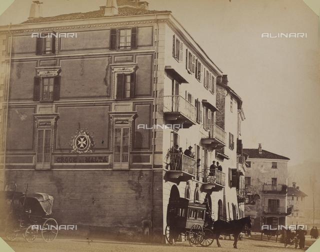 """""""The City of Mondovi and Sanctuary in Vico:"""" the Albergo della Croce di Malta in Mondovi Breo"""