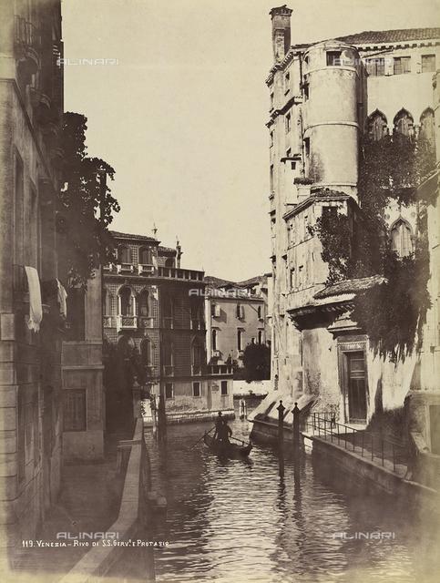 Rivo dei Santi Gervasio e Protasio, Venice